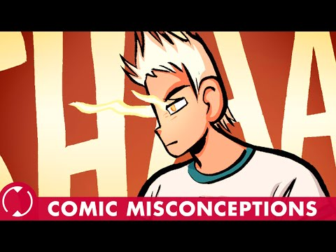 Top 5 Food-Themed Comic Book Characters   Comic Misconceptions