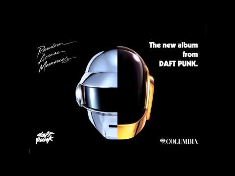 Daft Punk  Get Lucky feat Pharrell Williams HQ