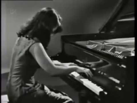 Martha Argerich (1966) A TV Recital: Chopin and Liszt