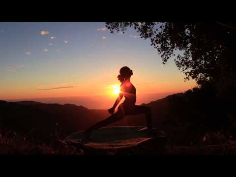 Pam Ward Yoga Big Sur