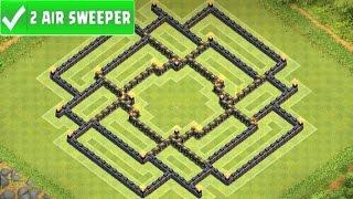"Clash Of Clans | ""AWESOME TOWN HALL 9 DARK ELIXIR FARMING BASE!"" | TH9 DE Farming Speed Build!"