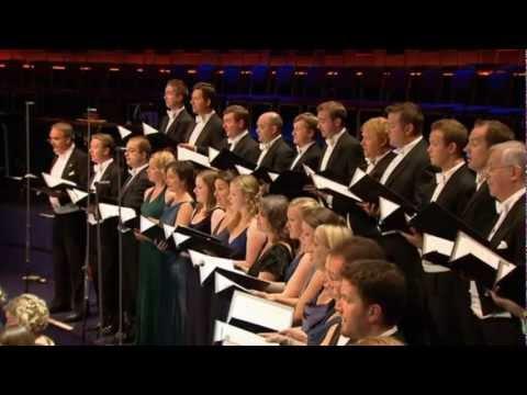 II. Handel  Let thy hand be strengthened - The Sixteen