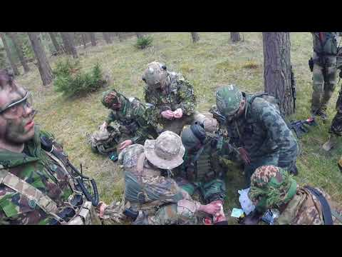 BORDER WAR 10 Team Bulgaria H3 company NERON