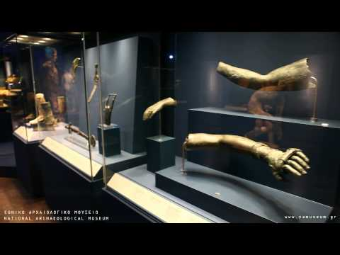 """Presentation of the """"Antikythera"""" Exhibition at the National Archaeological Museum in Athens, Greece"""