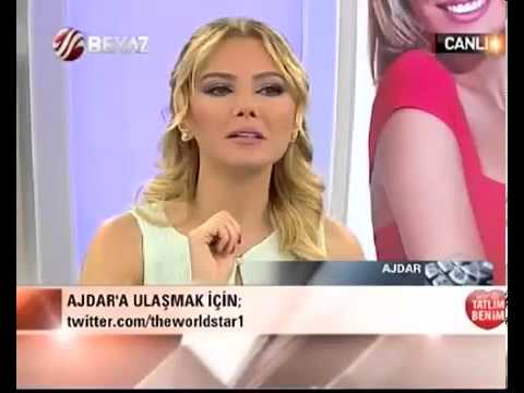 ''Ajdar ANIK'' The world hyper star ''Ben Dünya Starıyım''