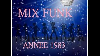 MIX FUNK année 1983 vieille école