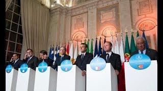 Vertice dei Paesi del Sud dell'UE, le dichiarazioni alla stampa dei Leader
