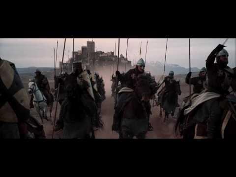 Kingdom of Heaven - Clash of Cavalry (720p perfect quality)