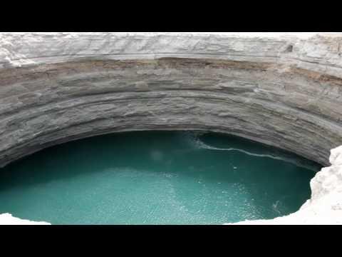 Water Gas Crater / Turkmenistan, Darvaza