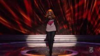 American Idol 10 - Lauren Alaina [Turn On The Radio] - Top 12 Girls Perform