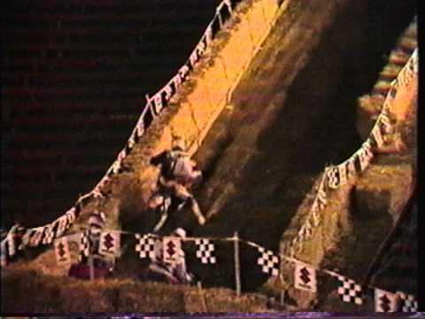 Supercross LA Coliseum 1980's - Part 2
