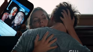 riverdale   1x03 body double   promo reaction   veronica new boyfriend archie grundy have sex
