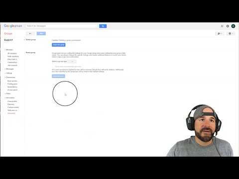 Using A Google Group As A Knowledge Base Support