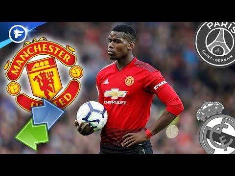 Le départ de Paul Pogba de Manchester United se précise | Revue de presse