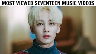 [TOP 20] Most Viewed SEVENTEEN Music Videos | March 2019