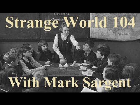 Flat Earth guest DITRH - SW104 - Mark Sargent  ✅