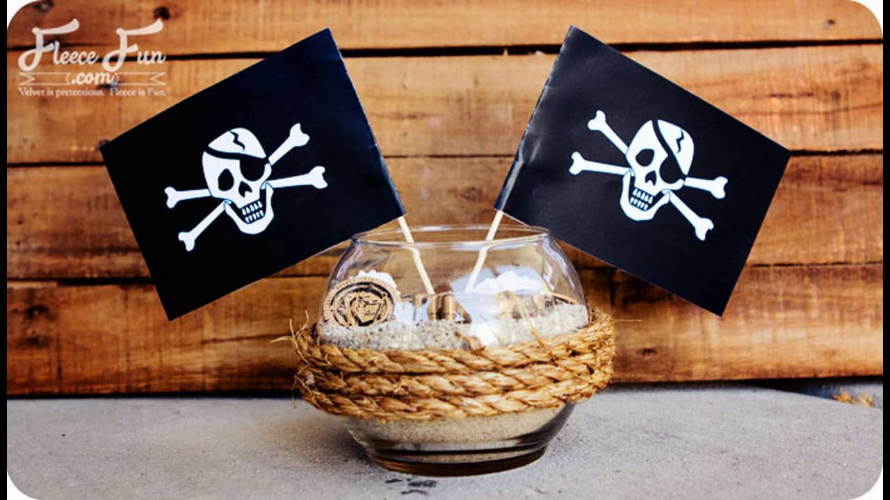 Harley Davidson Party Decorations Pirate Party Themed Decorating Ideas Youtube