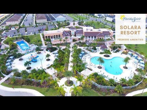 Solara Resort in Kissimme, Florida