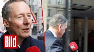 Sparkassen-Chef Fahrenschon noch tragbar? - BILD fragt Verbandsmitglieder