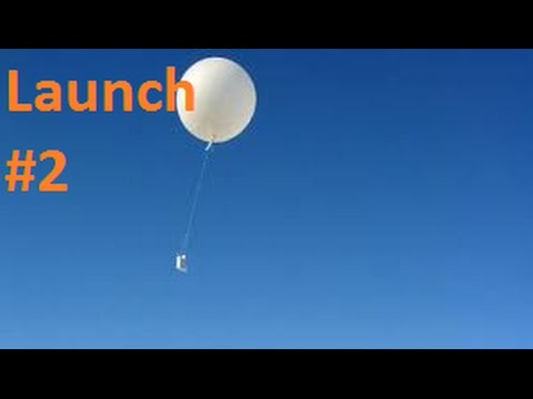 Flat Earth Balloon Launch #2 - SUGGESTION TIME