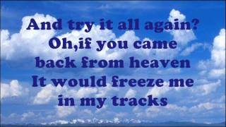 Watch Lorrie Morgan If You Came Back From Heaven video
