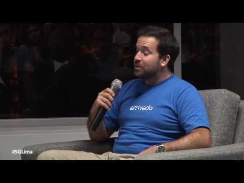 Startup Grind Lima Host Alonso Franco (Arrivedo)
