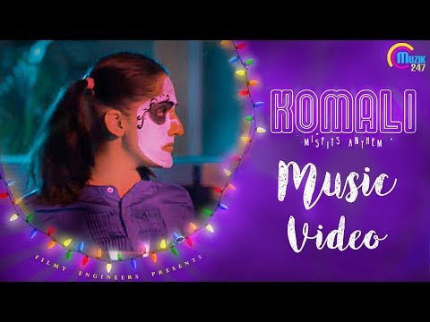 komali-|-misfit's-anthem-|-music-video-|-sidhartha-pradeep-|-shersha-sherief-|-nithin-raj-|-official