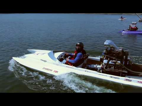 """Silicon Valley's """"Top Secret"""" Hot Boat Drag Races Scorch the Bay Area"""