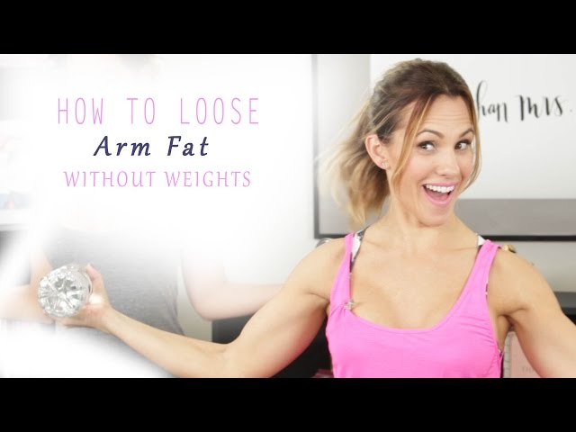 Are You Still Thinking About Your Arm Fat Watch This Video To Lose