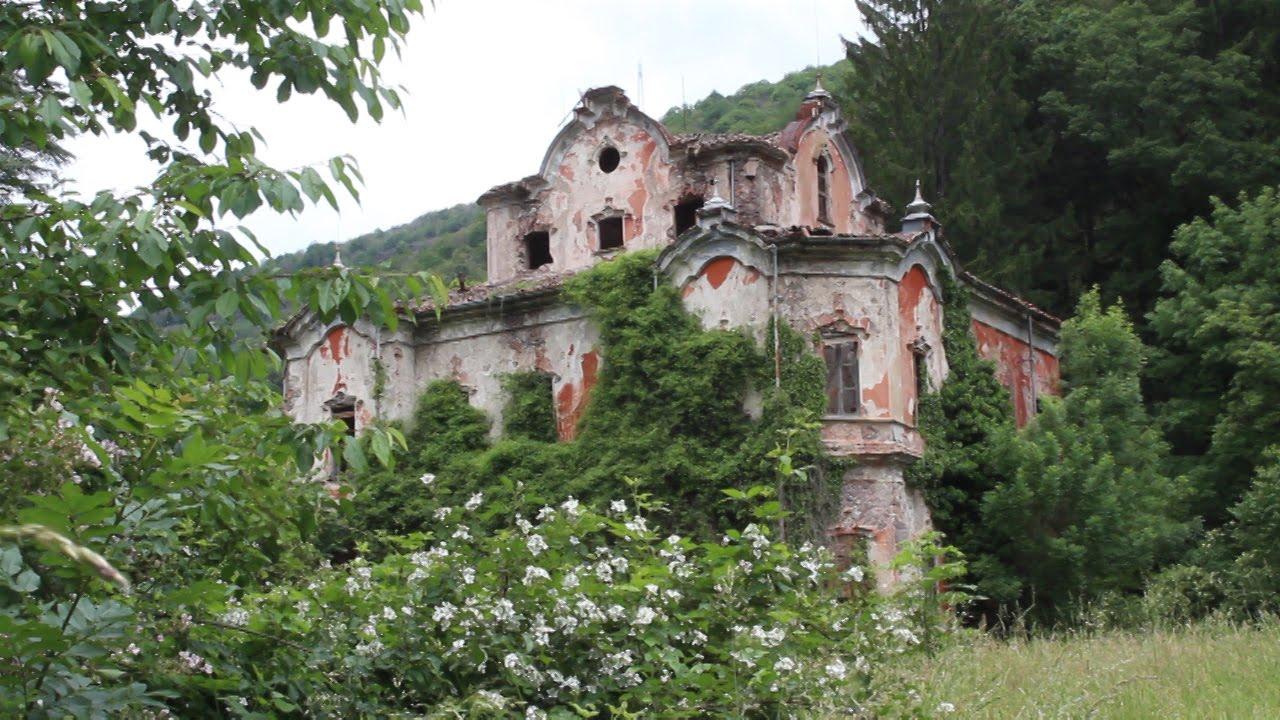 Casa rossa valsassina villa de vecchi video di amore for Vecchi piani di casa artigiano