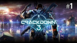 Twitch Livestream | Crackdown 3 (Hardest Difficulty) Part 1 [Xbox One]
