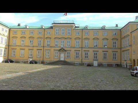 Frederiksberg slot 2017.