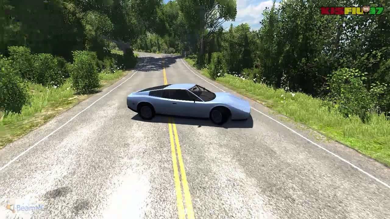 BeamNG Drive (PC: Alpha) - Crash Simulator - Best Soft Body Physics (GTX  560, Q6600) (HD)