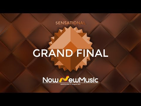 NowNewMusic #17 | Grand Final | Barcelona, Spain | August 2017