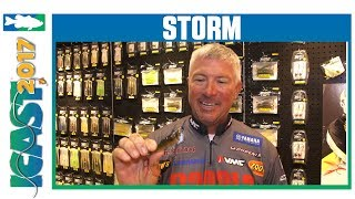 New Storm Arashi Cover Pop with Randall Tharp | ICAST 2017