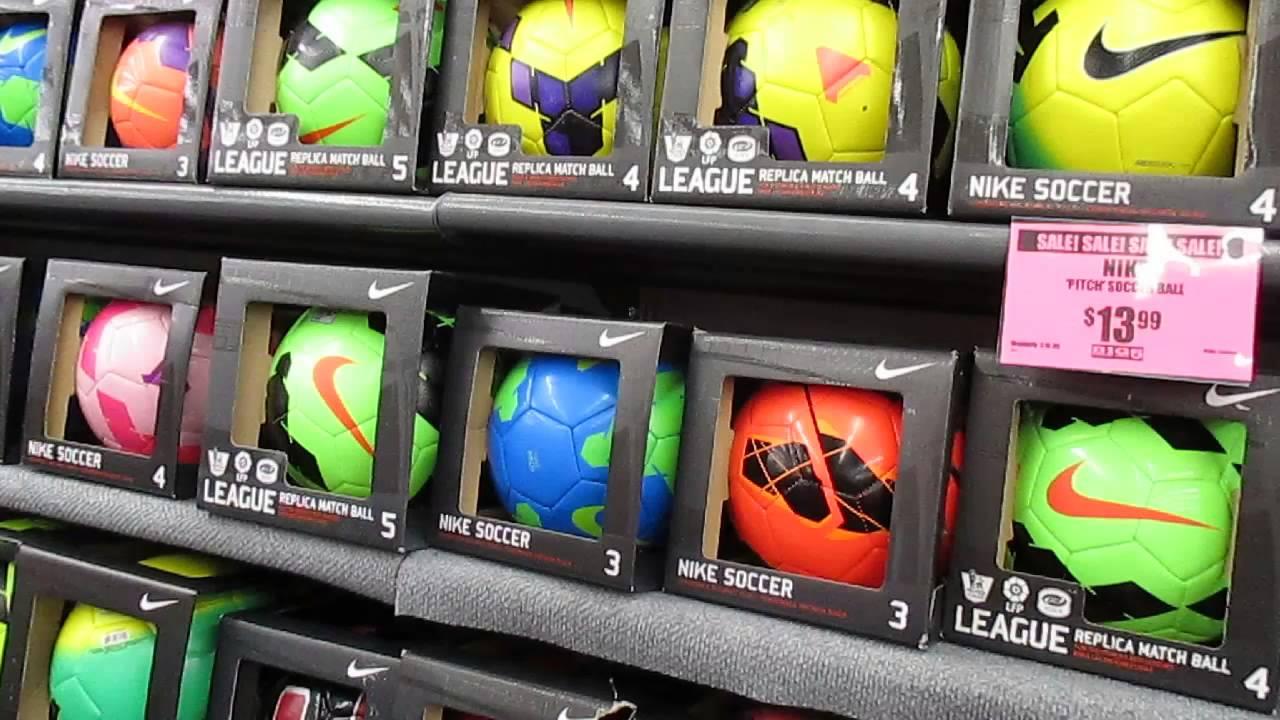 nike store soccer