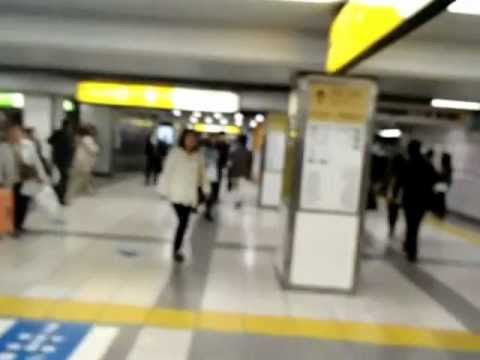 The Way From Ikebukuro Station To The HOTEL B IKEBURO