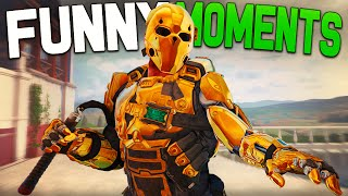 Black Ops 3 Funny Moments - The Muffin Man, Flame Thrower, Golf Custom Game