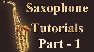 Saxophone Training Online Classes Saxophone Online Trainer Instructor India