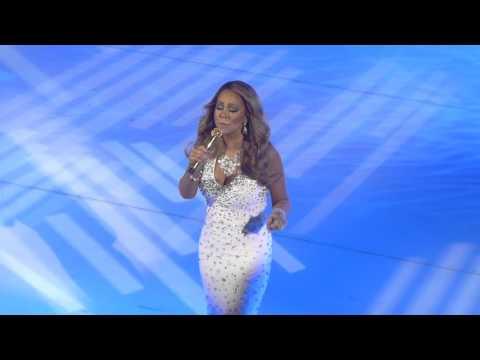 Mariah Carey - Christmas Baby Please Come Home HD @ Beacon Theatre, December 17, 2015