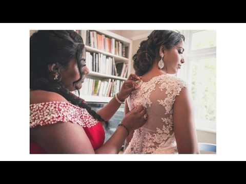 Roshini+Dickson - Their beautiful wedding day