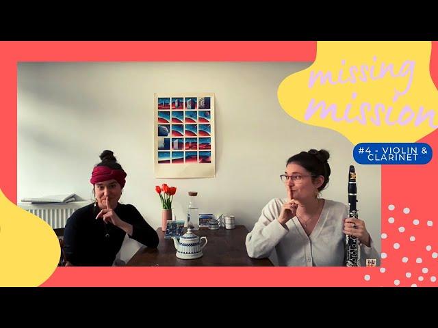 MISSING MISSION # 4