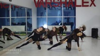 STRIP PLASTIC  trainer by Karina Razumnaia VARSHALEX dance center