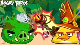 Angry Birds Epic - FLOATING HOGHOUSE DUNGEON (Daily Dungeon)