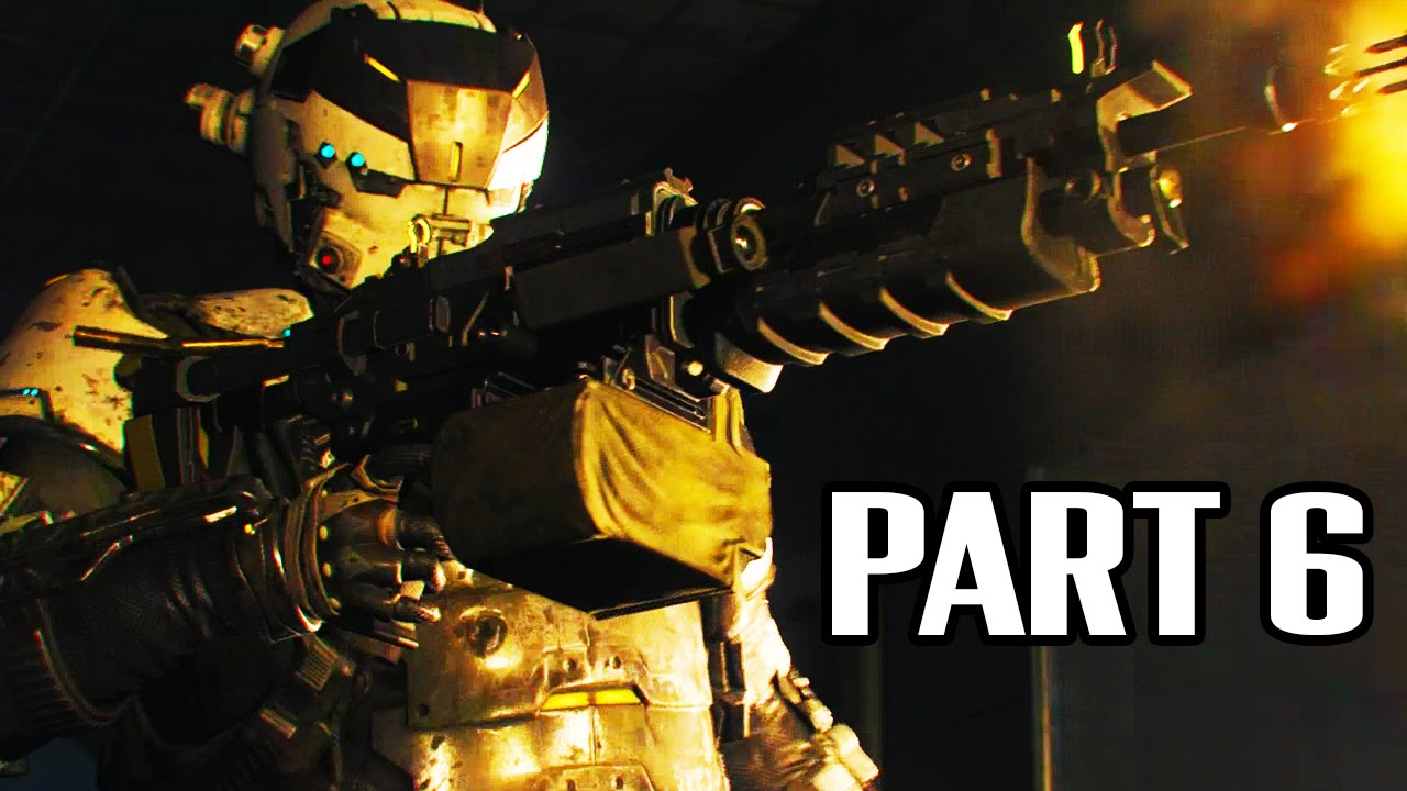 Call Of Duty Black Ops 3 Gameplay Walkthrough Part 6 Campaign