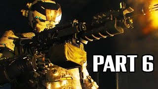 Call of Duty Black Ops 3 Gameplay Walkthrough Part 6 - Campaign Mission 3 (PS4 1080p 60fps)