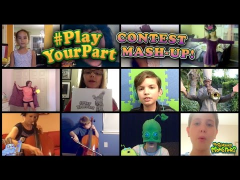 My Singing Monsters - #PlayYourPart Contest Mash-up!