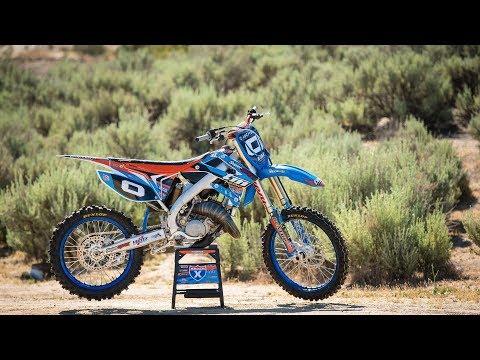 Garage Build: 2018 TM MX 144 / 125
