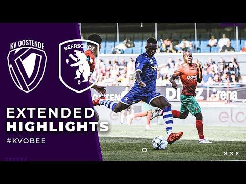 Oostende Beerschot Goals And Highlights