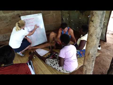 WEP : Teaching Healthcare & Community Support Project Zambia